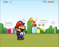 Игра Mario vs Luigi 4 онлайн