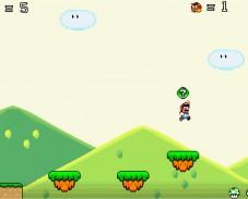 Игра Mario's Adventure онлайн