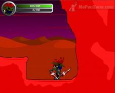 Игра Milie Megavolte 3 онлайн