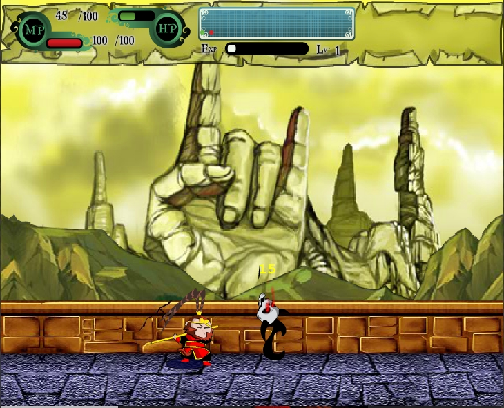 Игра Monkey King онлайн