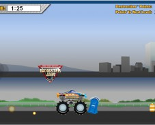 Игра Monster Jam Destruction онлайн