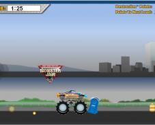 Игра Monster Jam Destruction онлайн