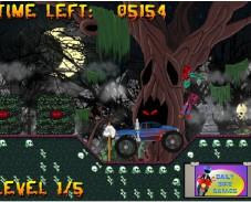 Игра Monster Zombie Killerr онлайн