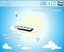 Игра Music Ball онлайн