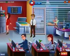Игра Naughty Secretary онлайн