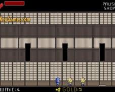 Игра Ninja And Zombies онлайн