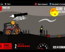 Игра Nuclear Outrun онлайн
