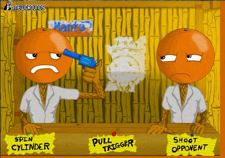 Игра Orange Roulette онлайн