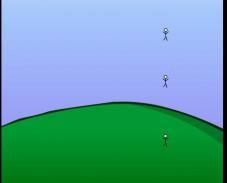 Игра Parachute Retrospect онлайн