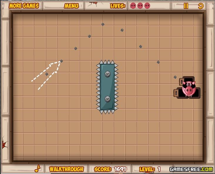 Игра Pig Robber онлайн