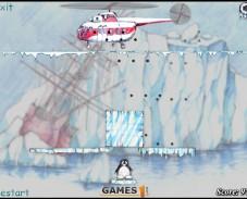 Игра Save The Penguin онлайн