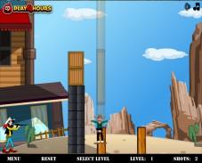 Игра Shoot The Daltons 2 онлайн