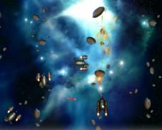 Игра Somewhere in space онлайн