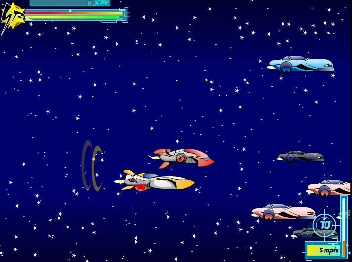 Игра Space Ranger онлайн