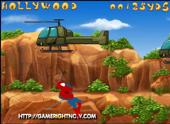 Игра Spider Man World Journey онлайн