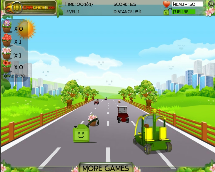 Игра Spring Ride онлайн