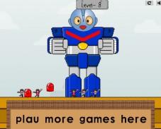 Игра Superman Save World онлайн