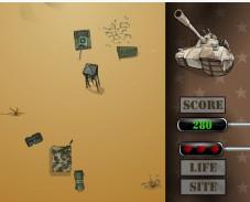 Игра Tanksdrom онлайн