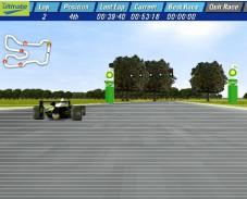 Игра Ultimate Formula Racing онлайн