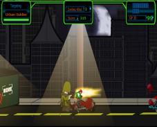 Игра Urban Soldier онлайн