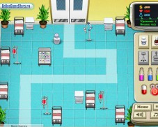 Игра Viruses Defence of Hospital онлайн