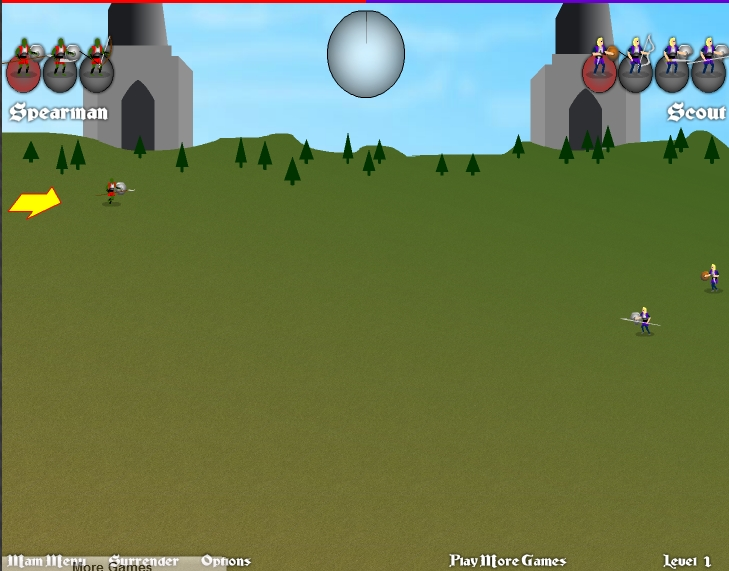 Игра Warlords онлайн