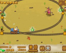 Игра West Train онлайн