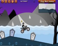 Игра Zombie Motocross онлайн