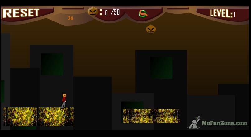 Игра iPumpkin — The Pumpkin Land онлайн