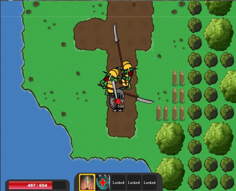 Игра Воин легенда онлайн