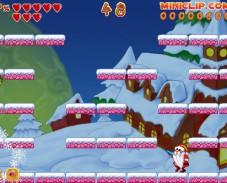 Игра Заморозь эльфа онлайн