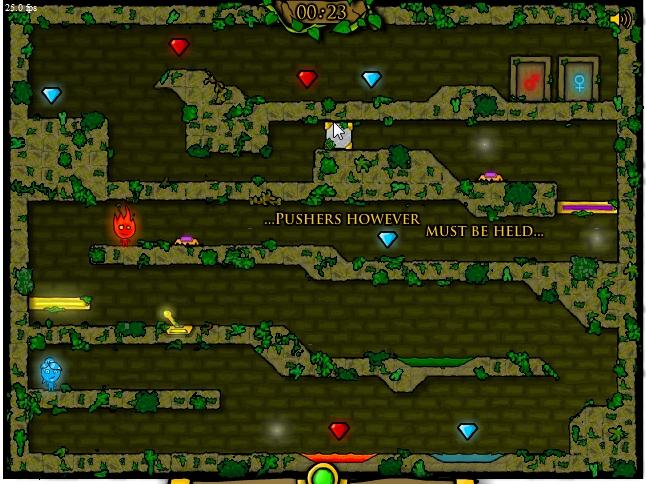 Игра Лесной храм онлайн