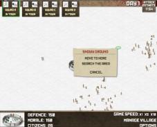 Игра Отбей зомби онлайн