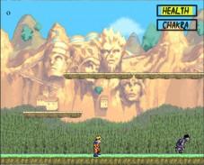 Игра Сражение Наруто онлайн