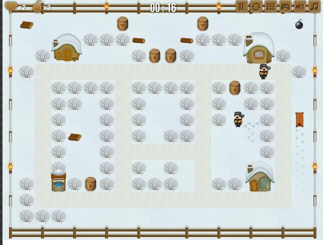 Игра Bebry City Life онлайн