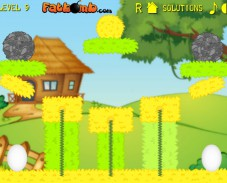 Игра Break the Egg онлайн