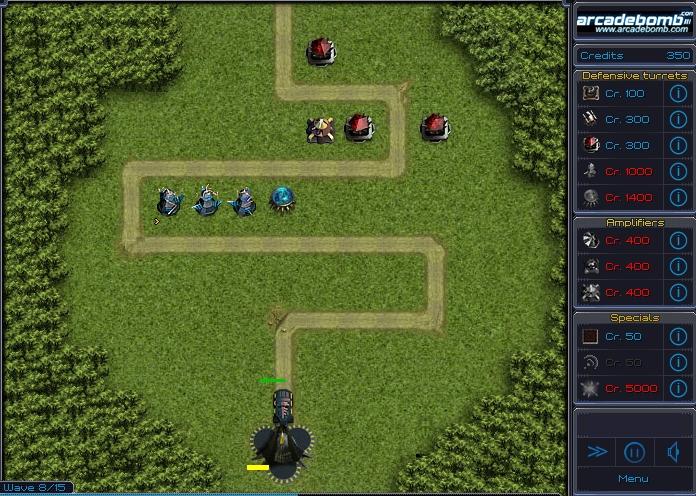 Игра Corporate Wars Level Pack онлайн