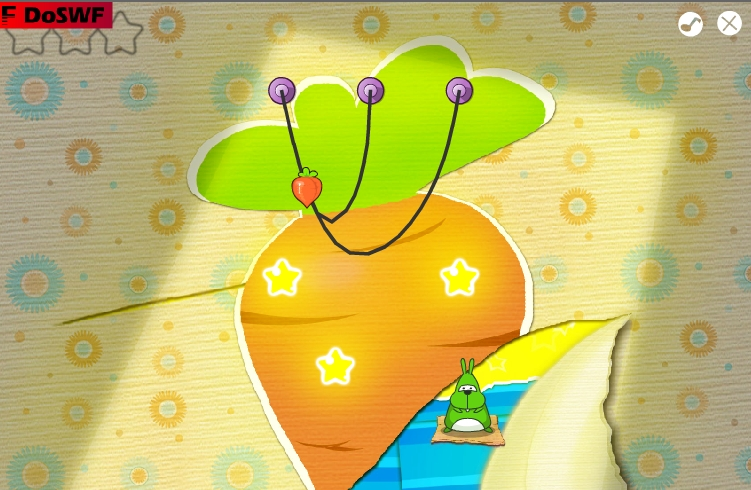 Игра Cut the Rope онлайн