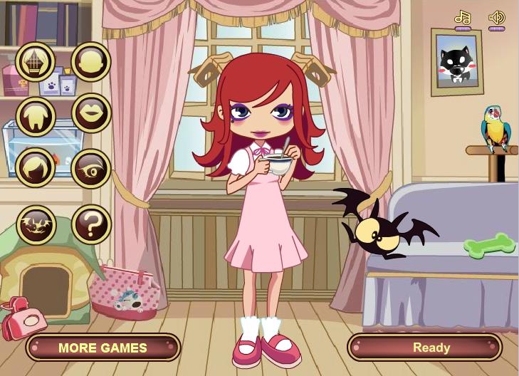 Игра Devilish Dress Up онлайн