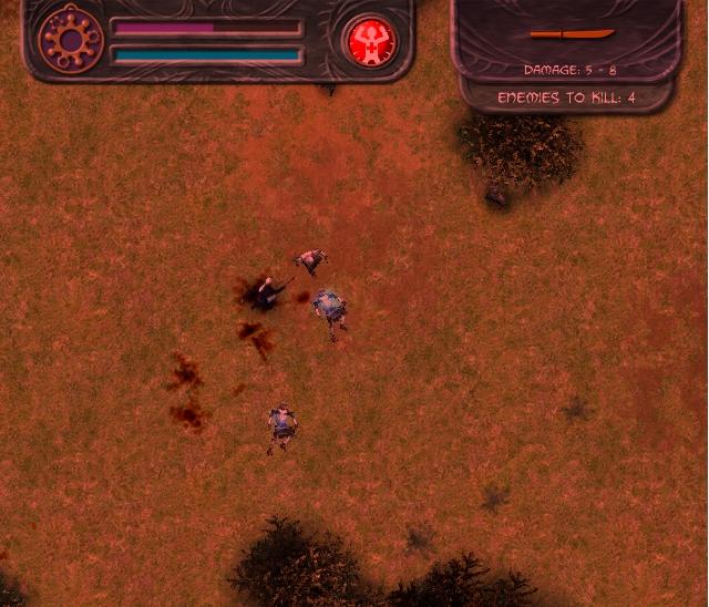 Игра Drows Fury онлайн