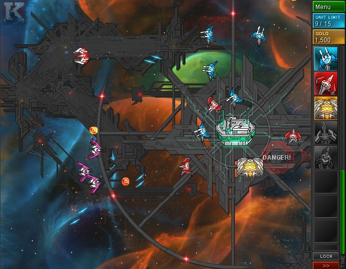 Игра Enigmata — Stellar War онлайн