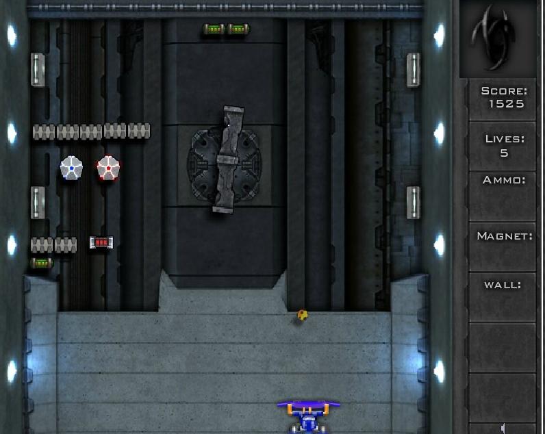 Игра Galaktoid онлайн