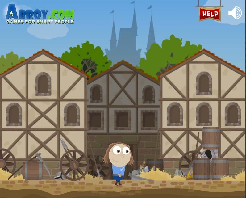 Игра Gilbert the Knight онлайн