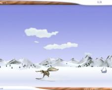Игра Ice Age Part 1 — Scrat Jump онлайн