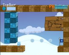Игра Ice Boy 2 онлайн
