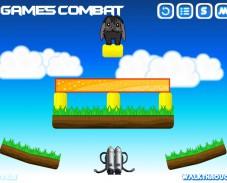 Игра Jetpack Rudolf онлайн