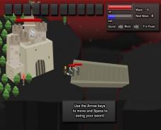 Игра Knights Castle онлайн