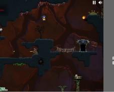 Игра Lava Climber онлайн