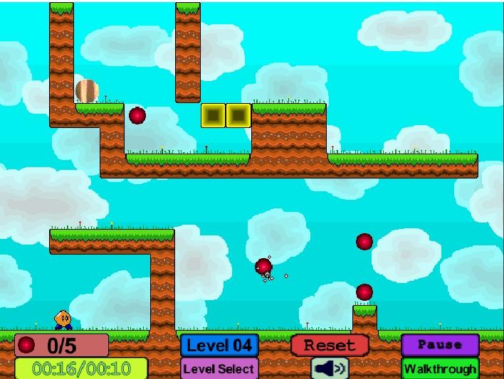 Игра Match 3 Platformer онлайн
