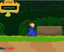 Игра Monkey Wizard онлайн